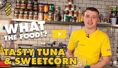 Tasty Tuna & Sweetcorn