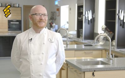 "Scotland's National Chef: ""We Need to Get Our Kids Educated in Food"""